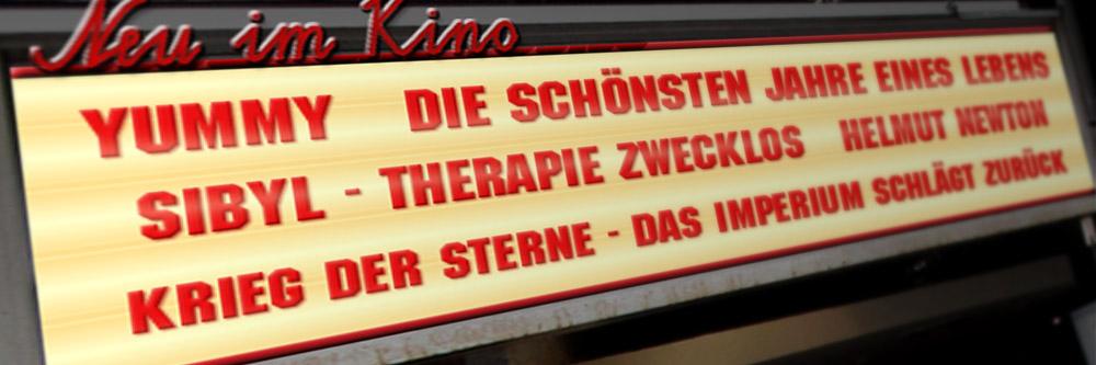 Neu im Kino (Woche 30/2020)