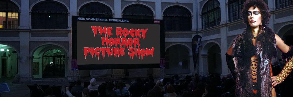Rocky Horror Leslie Open
