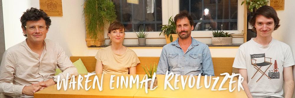 """Interviews zu """"Waren einmal Revoluzzer"""""""