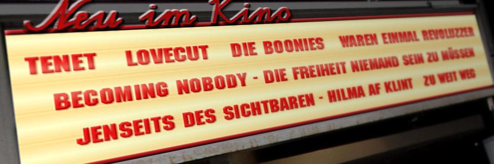 Neu im Kino (Woche 35/2020)