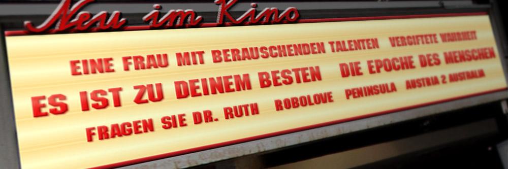 Neu im Kino (Woche 41/2020)