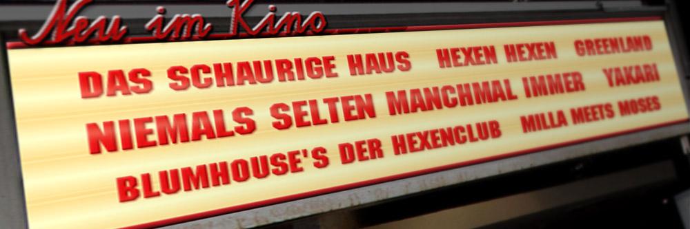 Neu im Kino (Woche 44/2020)