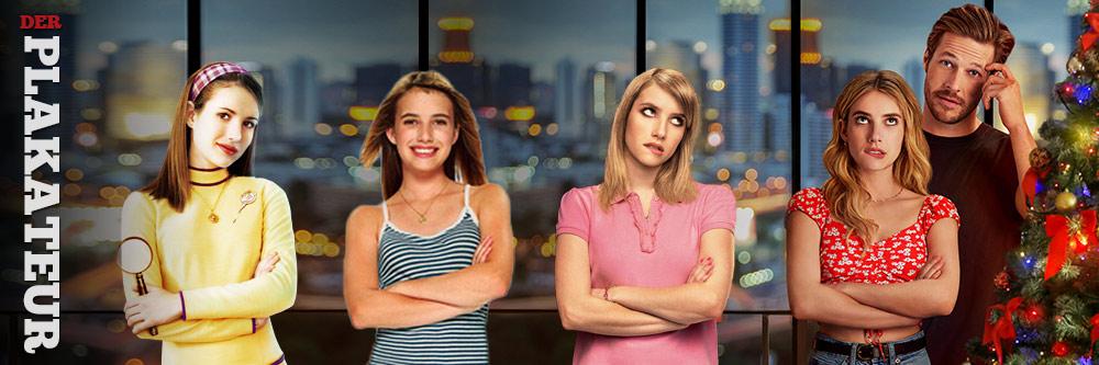 Der Plakateur: Evolution of Emma Roberts