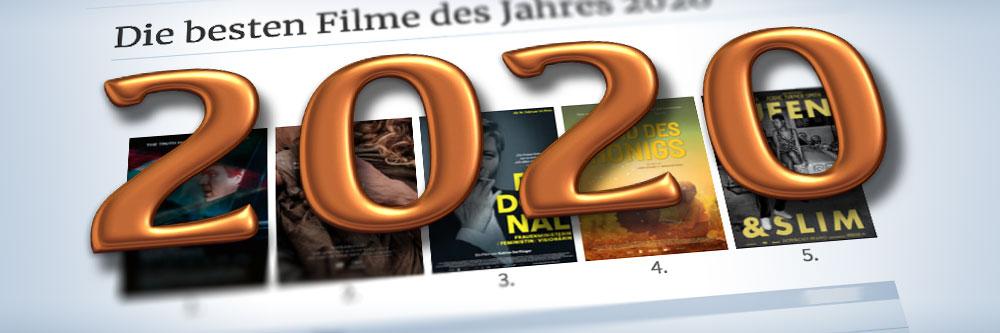 Die besten Filme des Jahres 2020