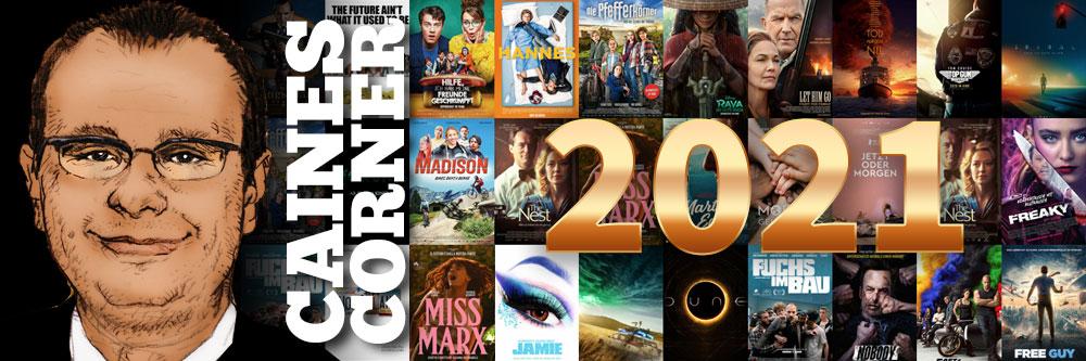 Caines Corner: Kinovorschau 2021