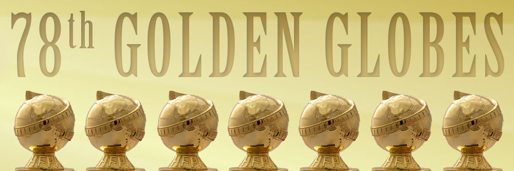 Die Nominierungen der 78. Golden Globe Awards