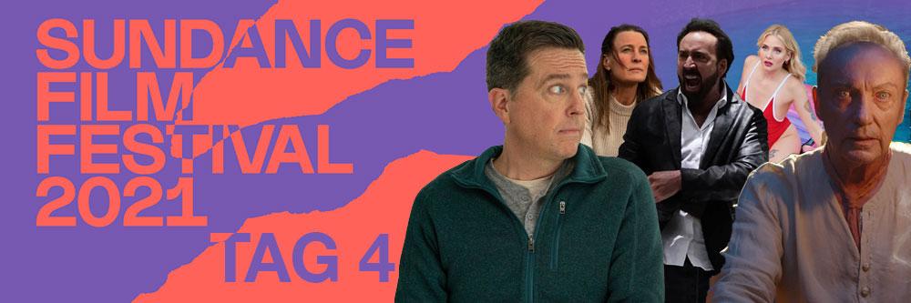 Sundance Film Festival 2021 - Tag 4