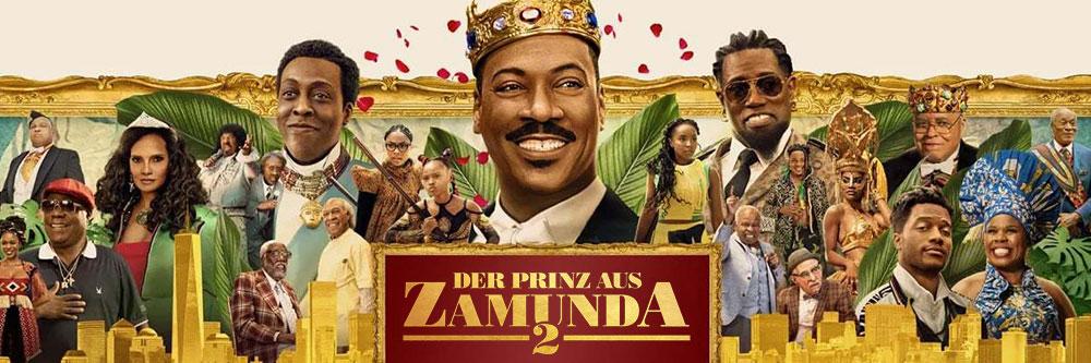 Der Prinz aus Zamunda 2 - Das Uncut-Quiz