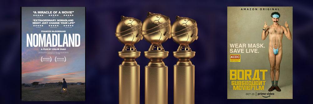 Die Gewinner der 78. Golden Globes stehen fest