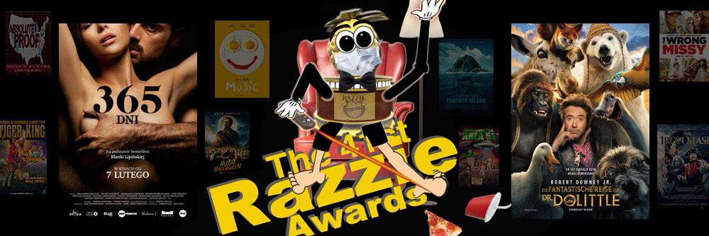 Die Nominierungen für die Goldene Himbeere 2021
