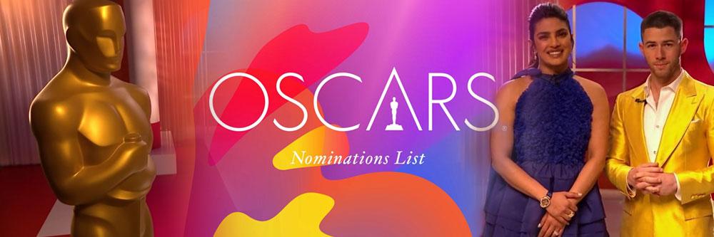Die Oscarnominierungen 2021