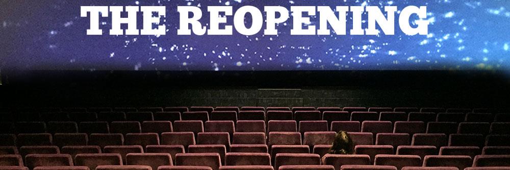 Die Kinos öffnen wieder