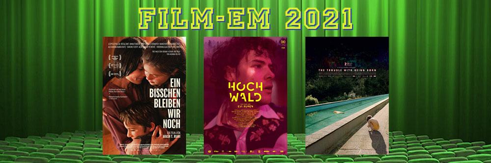 Wer vertritt Österreich bei der Film-EM 2021?