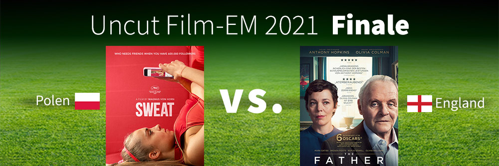 Finale bei der Uncut Film-EM 2021
