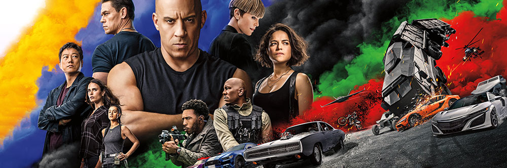 Fast & Furious 9 - Das Uncut-Quiz