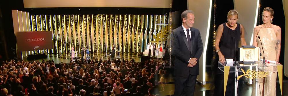 Die Gewinner von Cannes 2021