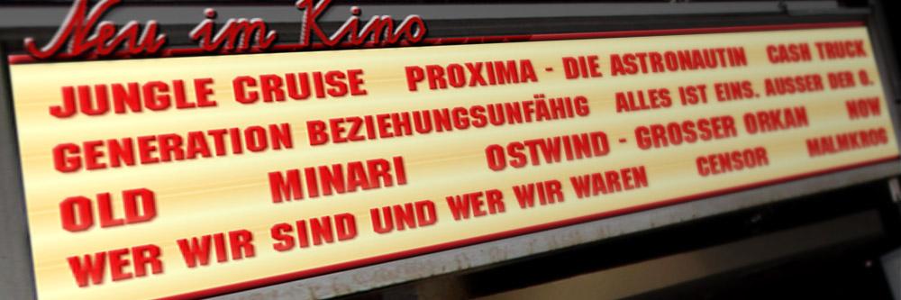 Neu im Kino (Woche 30/2021)