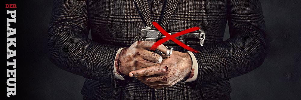 Der Plakateur: Jason Statham und die Waffen