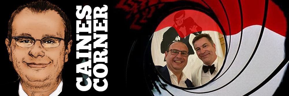 Caines Corner: James Bond will return