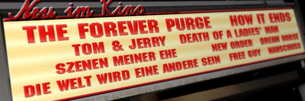 Neu im Kino (Woche 32/2021)