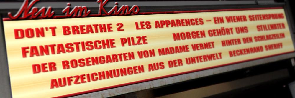 Neu im Kino (Woche 36/2021)