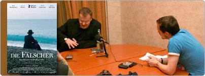 Interview mit Stefan Ruzowitzky