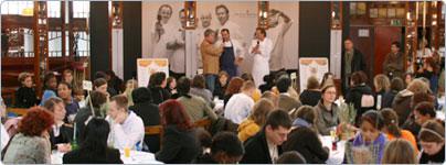 Kulinarisches Kino auf der Berlinale