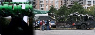 "Dreharbeiten zu ""The Incredible Hulk"" in Toronto"