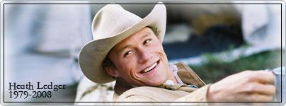 Heath Ledger ist tot