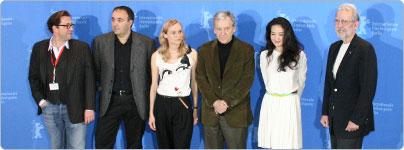 Die Jury der Berlinale