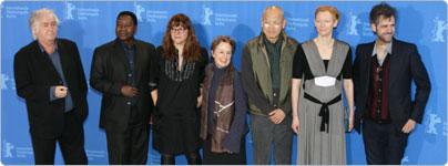 Die Jury der Berlinale 2009