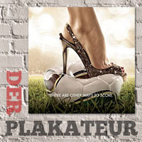 Der Plakateur: Kick it like Carrie