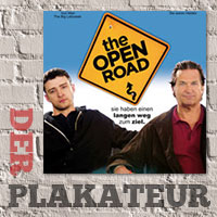 Der Plakateur: The Open Road