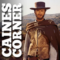 Caines Corner: Clint Eastwood