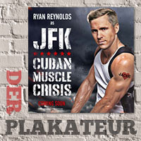 Der Plakateur: Kick Ass Presidents