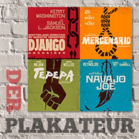 Der Plakateur: Tarantino Unchained