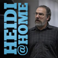Heidi@Home: Being Mandy Patinkin