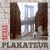 Der Plakateur: Manhattan Bridge