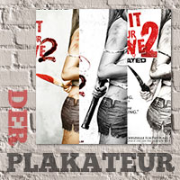 Der Plakateur: I Spit on Your Grave 2