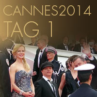 Cannes 2014 - Tag 1