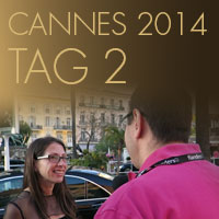 Cannes 2014 - Tag 2