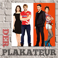 Der Plakateur: Split Screen Filmplakate