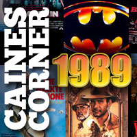 Caines Corner: Happy Birthday 1989