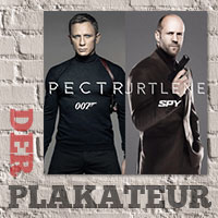 Der Plakateur: Bond vs. Spy