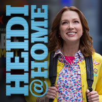 Heidi@Home: The Unbreakable Kimmy Schmidt