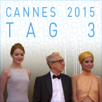 Cannes 2015 - Tag 3