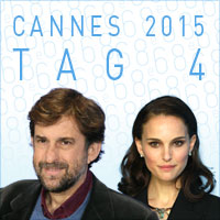 Cannes 2015 - Tag 4