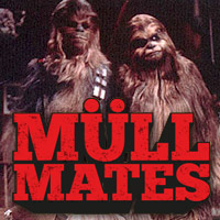 Müll Mates - Star Wars