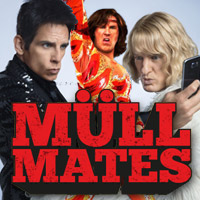 Müll Mates - Frat Pack