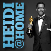 Heidi@Home: #OscarsSoWhite vs. Chris Rock